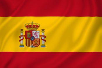 Spanien Falgge