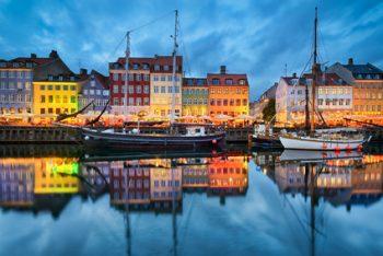 Kopenhagen, Hafen