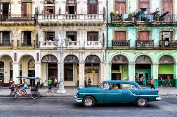 Straße in Havanna
