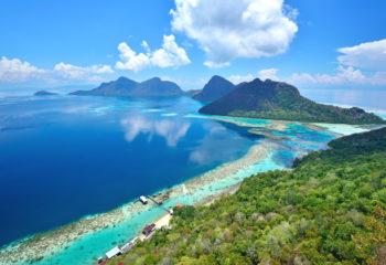 Insel von Malaysia