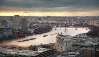London Flusss