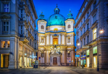 Petersplatz in Wien