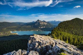 See & Berge in Kanada