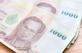 Währung Baht